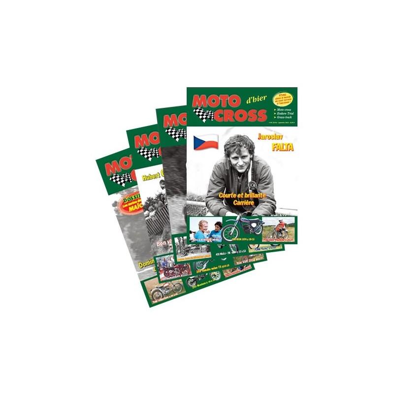 Abonnement Europe 1 an - 4 numéros